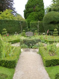 Abbey House Gardens, Malmesbury.