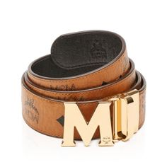 Fashionable MCM Designer Belt! Practically new MCM belt from Bloomingdales (NYC)! Good quality, strong and popular. MCM Accessories Belts