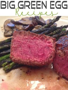 Grilled Steak Recipes for Your Next Cookout – Grilling Doctor Big Green Egg Grill, Green Eggs And Ham, Steak Recipes, Grilling Recipes, Cooking Recipes, Smoker Recipes, Cast Iron Filet Mignon, Green Egg Recipes, Kamado Joe