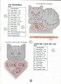 Cat Chat Magnets 6
