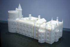 London's Strawberry Hill House Uses 3D Printing for Visually Impaired Tours