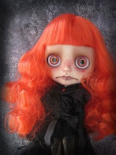 Jetsams incredible eyes by Pink Anemone, via Flickr