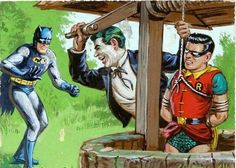 Norman Saunders Batman 1966 4