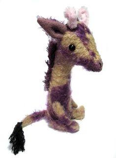 peng peng's place: new giraffe design!