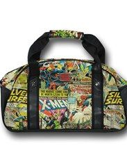 Marvel Classic Cover Mosaic Gym Bag