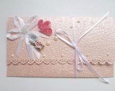 Paper envelope for wedding presents