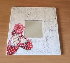 . Ikea, Decoupage On Canvas, Canvas Frame, Diy Gifts, Gifts For Kids, Scrap, Fancy, Mirrors, Vintage