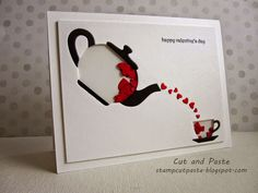 Virginia's View Challenge #12: Shaker Cards | Spotlight Feature: card by Goldie