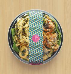 Maki-San Food Package Design.