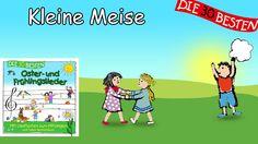 Kleine Meise - Die besten Oster- und Frühlingslieder || Kinderlieder