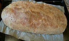 Chlebový chleba ze starého chleba