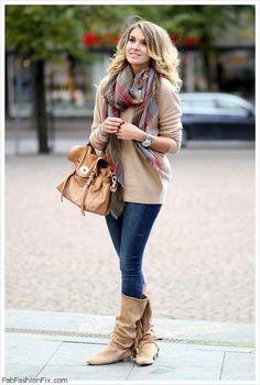 Style Watch: chic autumn style outfits | სილამაზე და მოდა