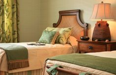 hawaiian decor | Tropical Bedrooms: Little Tropical Touches