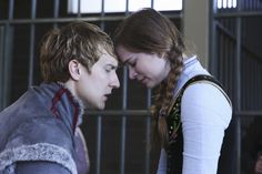 "Anna and Kristoff - 4* 9 ""The Fall."" #ShatteredSight #OnceisFrozen #KristAnna"