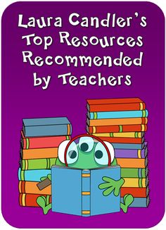 Corkboard Connections: Laura Candler's Top Resources Recommended by Teachers $