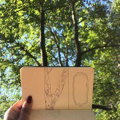 #sketch #sketchbook #nature #tree #drawing #creativelife #creativediary #summer Creative Diary, Nature Study, Nature Tree, Notebook, Sketch, Wallet, Iphone, Drawings, Summer