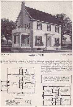 Favorite foursquare hwbdo10122 craftsman house plan for 1925 bungalow floor plan