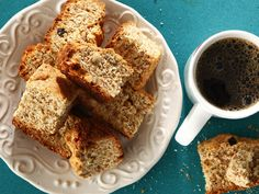 Try this straightforward rusk recipe from Nettie Kruger for something tasty to nibble on with your mug of coffee on chilly winter evenings. Cookie Recipes, Dessert Recipes, Desserts, Rusk Recipe, Hard Bread, Healthy Breakfast Snacks, Tasty, Yummy Food, Yummy Yummy