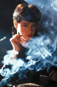 """""""Is this to test whether I'm a replicant, or a lesbian, Mr. Deckard?"""""""
