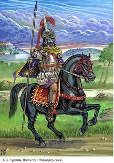 philip II of Macedon. Mycenaean, Minoan, Ancient Greek City, Ancient Greece, Greek History, Ancient History, Macedonia, Rome Art, Alexandre Le Grand