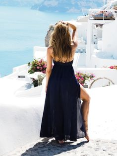 Santorini Travel Diary