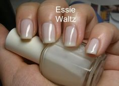 Essie Waltz - used 1-2x mani