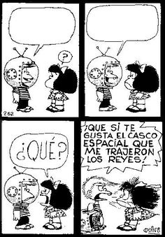 Mafalda H Comic, Mafalda Quotes, Argentine, Smart Quotes, Spanish Activities, Humor Grafico, Classic Cartoons, Hilarious, Funny