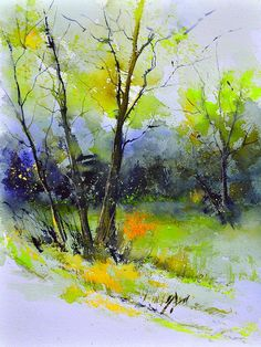 Watercolor 41879 Painting