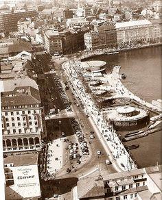 Hamburg vor 50 Jahren