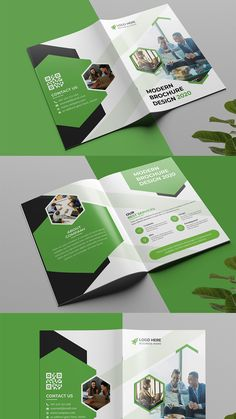 This Corporate Tri-fold Brochure template is suitable for a creative and corporate agency. It's made with Photoshop and easily editable text, logo, color, image, and all layers are properly organized. In this PSD file. #brochure #bifold #bifold_brochure #brochure_template #proposal #annualreport #squre_brochure #bifold_design #elegant #flyer #corporate_bifold #business_bifold a4_brochure #brochure_template #corporate #business #advertising #company_profile #multipurpose #promotion #markting Bi Fold Brochure, Brochure Template, Corporate Business, Company Profile, Tri Fold, Logo Color, Marketing Materials, Proposal, A4
