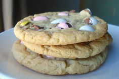 House 344: Where We Learned to Live, Love, and Cook: Cadbury Egg Cookies