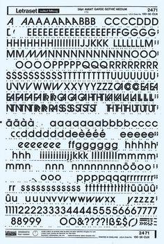 Letraset