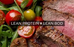 16 Kinds of Lean Protein that Can Help You Lose Weight — Women's Health Best Protein, High Protein Recipes, Healthy Eating Recipes, Healthy Snacks, Protein Foods, Protein Sources, Healthy Fruits, Protein Chart, Protein Lunch