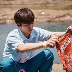 Jaemin as your boyfriend yang lagi nyuciin baju kamu
