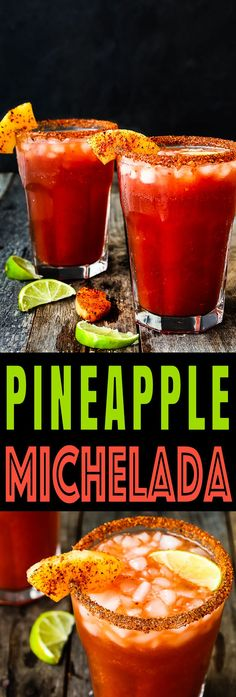 This Pineapple Michelada is the perfect beer cocktail for summer! It has it all going on: savory, spicy, sweet and tart. So good, and so easy! Source by mommyhomecookin Related posts: No related posts. Easy Alcoholic Drinks, Alcholic Drinks, Fruit Drinks, Drinks Alcohol Recipes, Cocktail Recipes, Cocktail Drinks, Drink Recipes, Melon Recipes, Spicy Drinks