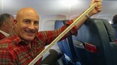 Jim and Yardstick traveling to cover Winter Storm #Nemo