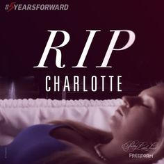 """S6 Ep11 """"Of Late I Think Of Rosewood"""" - RIP Charlotte. #PLL #5YearsForward"""