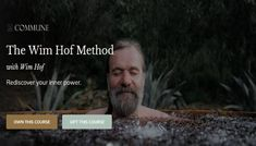 This Wim Hof – Wim Hof Method Course is great for Life and Healthy Courses. Brown Adipose Tissue, Make Money Online, How To Make Money, Wim Hof, Internet Marketing Course, Breathing Techniques, Reduce Inflammation, Feel Good, Stress