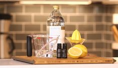Keeping your kitchen clean is a lifelong journey—it can feel like you're always in the process of scrubbing and wiping and tidying, which means buying a whole lot of kitchen-cleaning products that are usually full of chemicals you're not too...