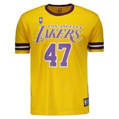2bcd6dad7 Camiseta NBA Los Angeles Lakers Premium Somente na FutFanatics você compra  agora Camiseta NBA Los Angeles