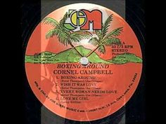Cornell Campbell - Hypocrite -  (Boxing Round)