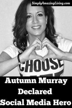 Autumn Murray is an abuse survivor inspiring her readers to 'Choose Love'