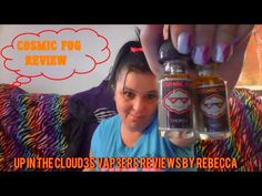 COSMIC FOG EJUICE REVIEW - YouTube