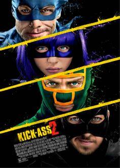 Kick-Ass 2 (2013) BRRip 720p Dual Audio Hindi BluRay Free Download