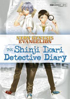 Evangelion, Neon Genesis: The Shinji Ikari Detective Diary Graphic Novel 1 - Price: $5.00
