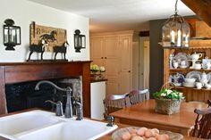 litchfield county kitchens | Pumpkin Hill Farm, Litchfield County, CT