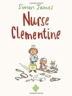 Nurse Clementine by James, Simon