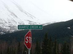 Quartz Creek Road