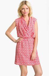 Collective Concepts Print Surplice Dress