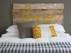 TO DIY OR NOT TO DIY: ALL YOU NEED IS LOVE!